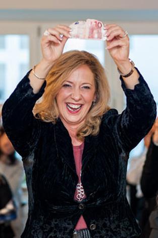 Rednerin - Renée Moore