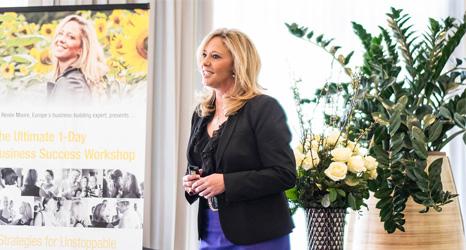 Business Mentorin - Renée Moore