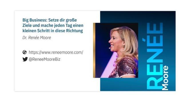 Dr. Renee Moore