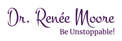 Renée Moore – Be Unstoppable Logo